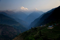 Annapurna south - Landruk - Modi valley