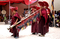 Festival -Phyang monastery